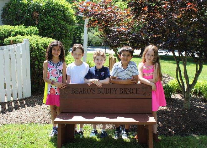 Second Grade Bench 001